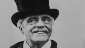 Britannian ulkoministeri Arthur Balfour