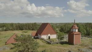 St Anna kyrka på Hamnö, Kökar