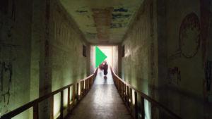 Ramses IV tomb corridor