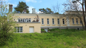 Pub Bastun i Mariehamn