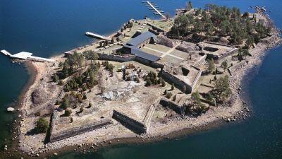 Sjöfästningen Svartholm i Lovisa