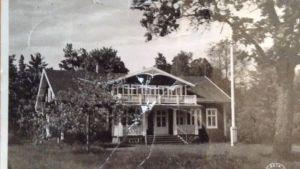 Fotografi på prästgården