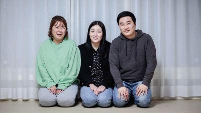 Eun-mi har återförenats med sina syskon i Sydkorea.