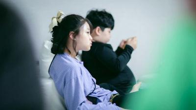 Eun-mi tog med sig sina barn då hon återvände till Sydkorea.