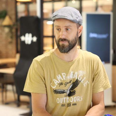 Oululainen Antti Isomursu