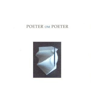 """Pärmen till antologin """"Poeter om poeter""""."""
