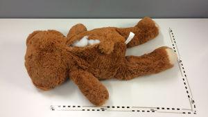 Narkotika gömdes i leksaker