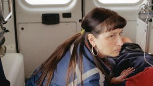 Stadens sista ambulans