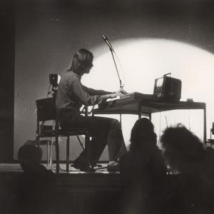 Gamla studenthuset DIMI-O, 1971