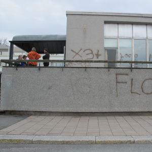 Riihimäen vanha linja-autoasema vuonna 2010