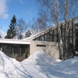 Paloheinän kirkko Helsingissä