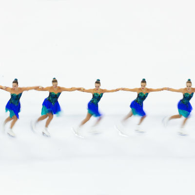 Marigold Iceunity i Shanghai 2017.