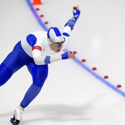 Elina Risku olympialaisissa