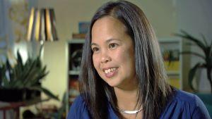 Meg Sakilayan-Latvala är ordförande för Filippinska föreningen i Finland