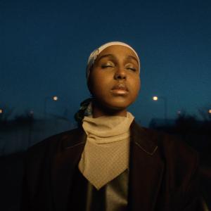 Rukia Mahamed näyttelee pääosaa lyhytelokuvassa Fardosa.