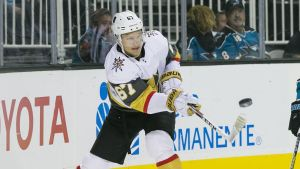Teemu Pulkkinen trivs i Vegas Golden Knights i NHL.