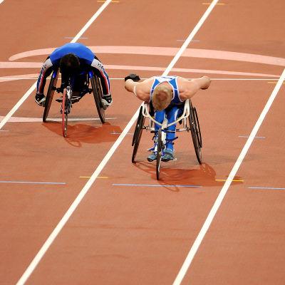 Leo-Pekka Tähti, Paralympics 2012.