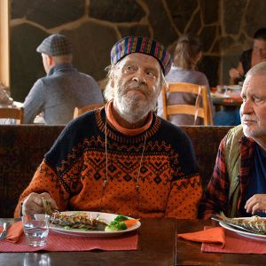 Mika Kaurismäen ohjaama elokuva erilaisten ihmisten kohtaamisesta ja hyvästä ruuasta.
