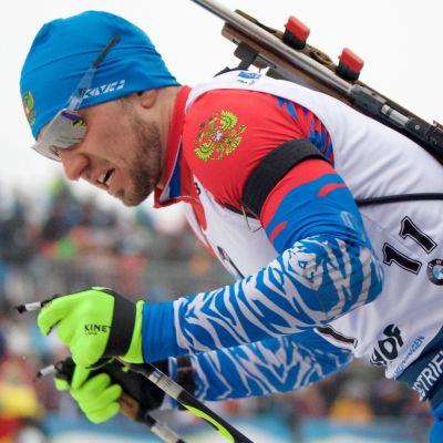 Aleksandr Loginov skidar.