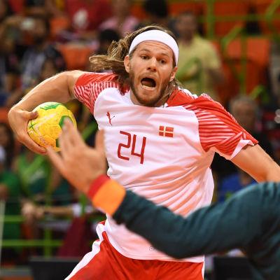 Mikkel Hansens Danmark vann OS-guld i Rio.