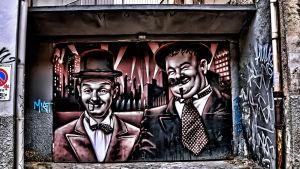 Kuva Graffitista.