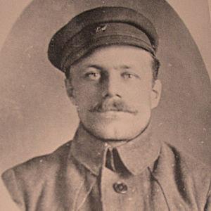 Puolueopposition 1920 Pietarissa murhaama Jukka Rahja vuonna 1918.