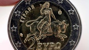 Grekisk euro