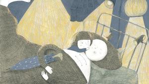 Illustration av Maija Hurme