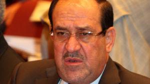 iraks förre premiärminister nuri al-maliki