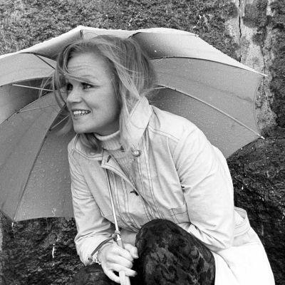 Katri Helena kaupungissa, 1971.