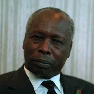 Daniel arap Moi var Kenyas president i 24 år, från år 1978 till år 2002.