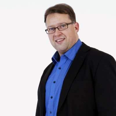 Tom Gullberg (SFP) kandiderar i Vasa valkrets.