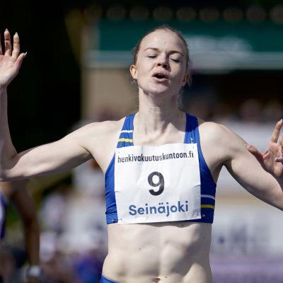Jonna Berghem, FM 2017.