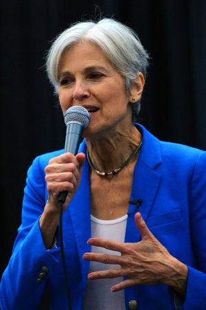Jill Stein, De grönas presidentkandidat i USA 2016