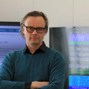 Samlingspartiets verksamhetsledare i Egentliga Finland Juha Rantasaari