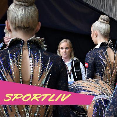 Titta Heikkilä och Minetit i Sportliv 2019