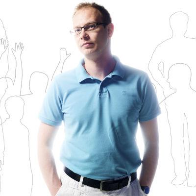 Musiikin voiman toimittaja Timo Asikainen