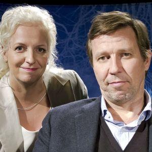 Maarit Tastula ja Martti Suosalo