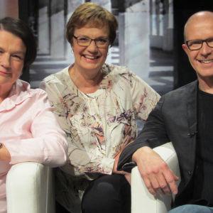 Tiina Kaarne, Hilla Blomberg, Arto Hyvönen