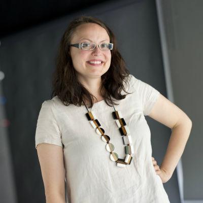 Redaktör Charlotte Sundström.