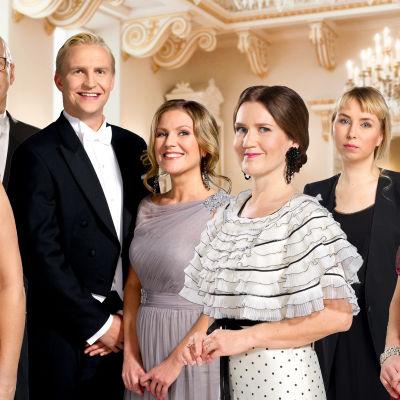Slottsbalen-crew 2015.