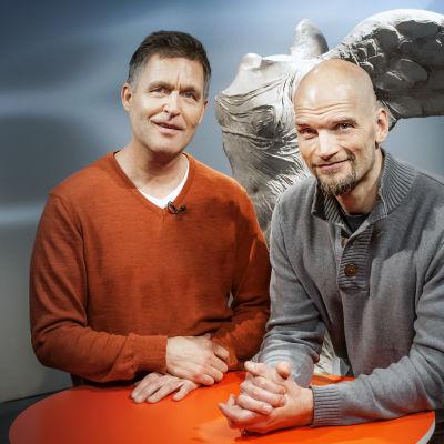Risto Laitila ja Mikko Penttilä