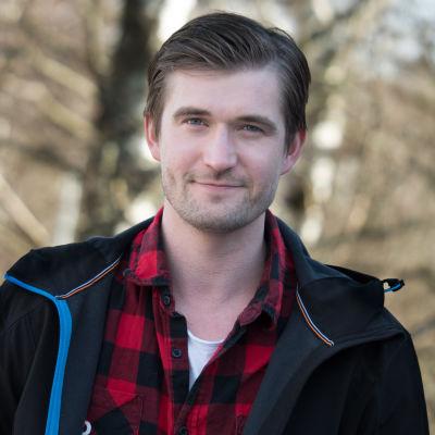 Näyttelijä Frans Isotalo
