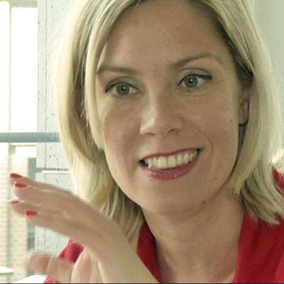 Anna- Maija Mertens, chef för Finlandsinstitutet i Berlin
