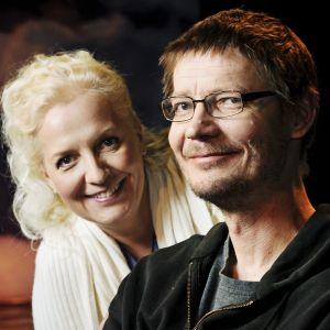 Maarit Tastula ja Juha Hurme