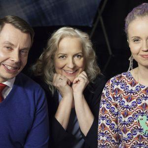 Maarit Tastulan vieraina ovat lapsiasiavaltuutettu Tuomas Kurttila ja hurjan nuoruuden elänyt Kaisa Kortesoja.