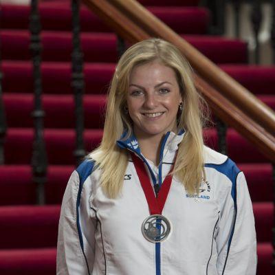 Judoka Stephanie Inglis