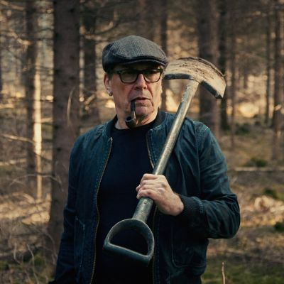Matti Onnismaa on Armomurhaajan Veijo Haukka.