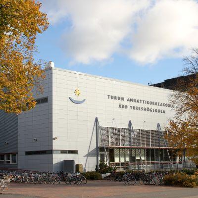 Turun ammattikorkeakoulun Lemminkäisenkadun toimipiste