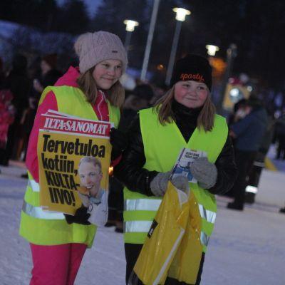 Iivo Niskasen kultajuhlat Vieremällä